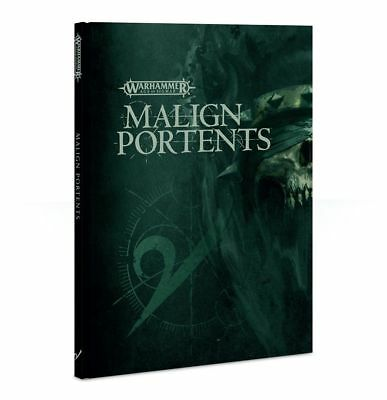 Warhammer Age of Sigmar Malign Portents (Deutsch) Games Workshop AoS Buch