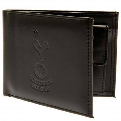 Tottenham Hotspur Official Money Wallet with Debossed Crest ( m30804to )