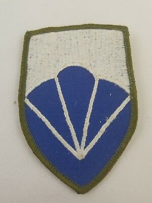 WW2 WWII US U.S. 6th Airborne Patch,Ghost Division,Army,AAF,Original,Sleeve,War