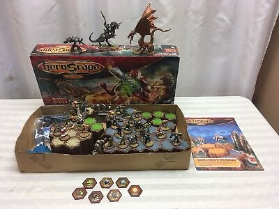 Heroscape-Master Set: Rise of the Valkyrie Master Set with Box.  (99% Complete)