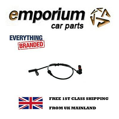 ABS Wheel Speed Sensor front left right Fits Mercedes C-Class W204 C204 S204