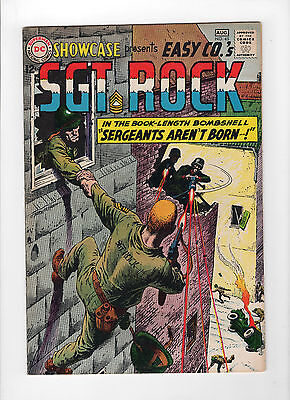 Showcase #45 - Sgt. Rock (Jul-Aug 1963, DC) - Very Good/Fine