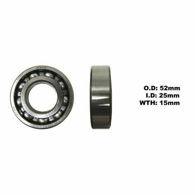 Crank Bearing L/H for 1980 Suzuki GP 100 N (Front Disc & Rear Drum)