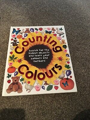 Counting Colours Book