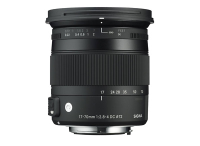 Sigma 17-70mm 1:2,8 -4 , 0 DC Macro HSM Contemporary para Sony A-mount
