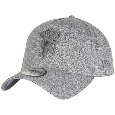 91bfd20e41f NEW ERA 9FORTY Cap - DIAMOND ERA Manchester United grey -  37.40 ...