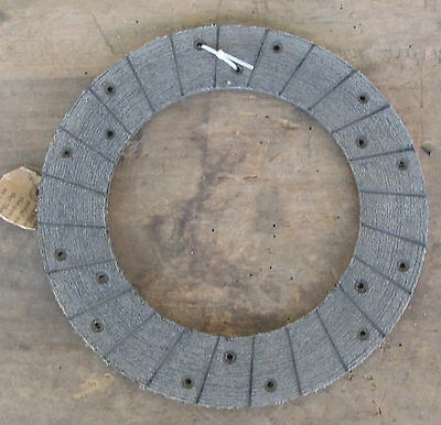 NOS 1930's 40's 50's?  dodge desoto plymouth CLUTCH DISC FACINGS STG 10852?