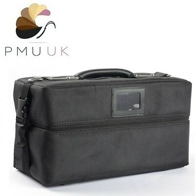 Permanent Makeup ORGANISER BAG - Microblading SPMU Large Portable tool box
