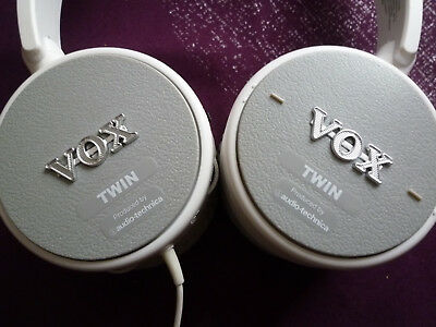 Casque VOX TWIN by Audio-technica / audiophile