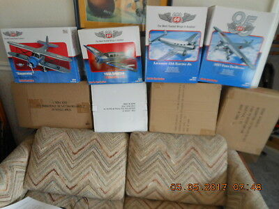 Complete Sets Of The Phillips 66 Plane Series 2009-2012 – All Nib