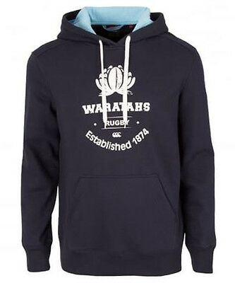 NSW Waratahs 2017 Supporter Hoodie - YOUTH  Sizes 6 - 14