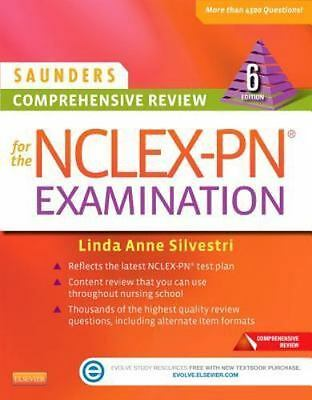 Saunders Comprehensive Review for the NCLEX-PN Examination  Linda Silvestri 6th