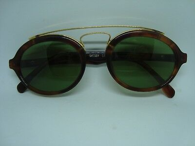 VINTAGE B&L RAY BAN Sunglasses! GATSBY STYLE. BEAUTIFUL! A MUST SEE!