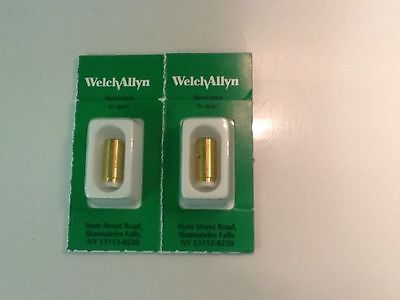 Welch Allyn 04900-U 3.5V Halogen Lamp, GENUINE, Still in Package (EACH)
