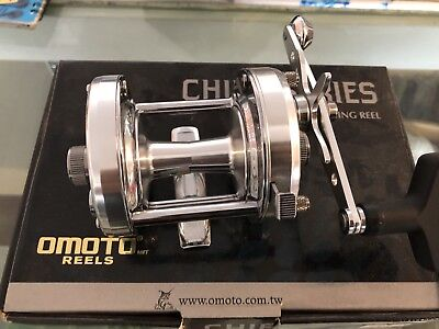 Omoto Chief Series 6000 Ct Overhead Reel