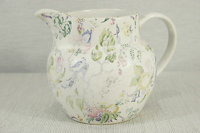 "James Kent Rochelle Ware 5"" Jug or Pitcher 1913-21 Shabby Chic  VGC"
