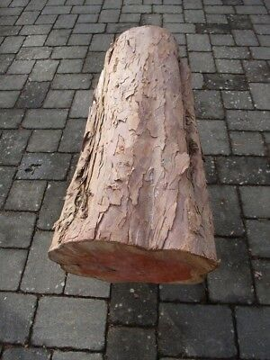 Woodturning from YEW NEW 480 x 250mm Sculptures Arts and Crafts Heavy Quality