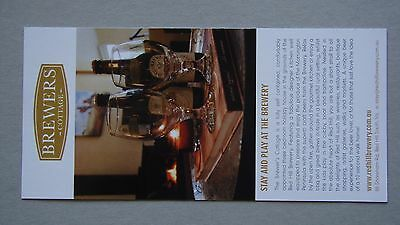 Brewers Cottage Red Hill Brewery South Victoria Brochure
