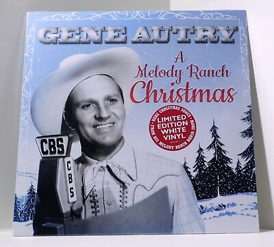Gene Autry Melody Ranch Christmas Party Vinyl LP NEW sealed