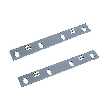 """6"""" inch Planer Blade Knive for Axminster WP150,CARBATEC TB-6,SIP 01455 set of 2"""