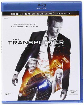 Blu Ray The Transporter Legacy ......NUOVO