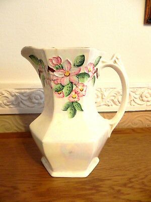 Vintage Maling Lustrewear Jug made for Ringtons
