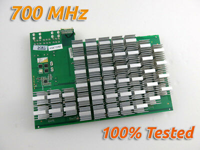 Bitmain Antminer S7 Replacement Hashing Board 650MHz-700MHz BTC ASIC Hash Card