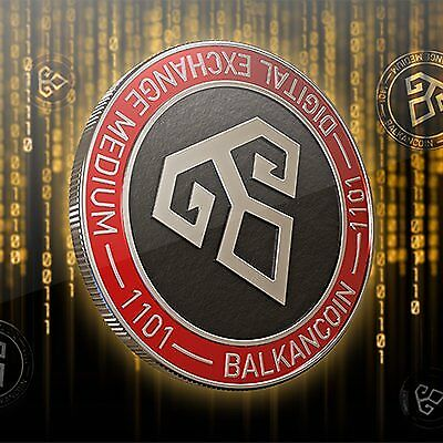 BalkanCoin (BCK) x 850 - Direct Wallet Payment - Cryptocurrency
