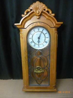 BOSTON CLOCK CO Wall Clock Westminster Chime 4500 PicClick