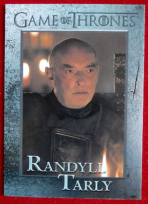 GAME OF THRONES - Season 6 - Card #91 - RANDYLL TARLY - Rittenhouse 2017