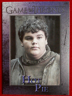 GAME OF THRONES - HOT PIE - Season 3, Card #69 - Rittenhouse 2014