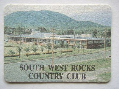 South West Rocks Country Club Phillip Drive 065 666252 Notes Coaster