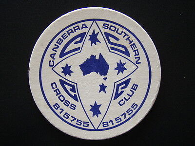 Canberra Southern Cross Club 815755 Coaster