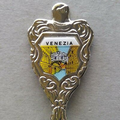 Venezia Souvenir Spoon Teaspoon (T101)