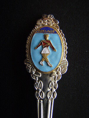 Marching Girl Adelaide Teaspoon