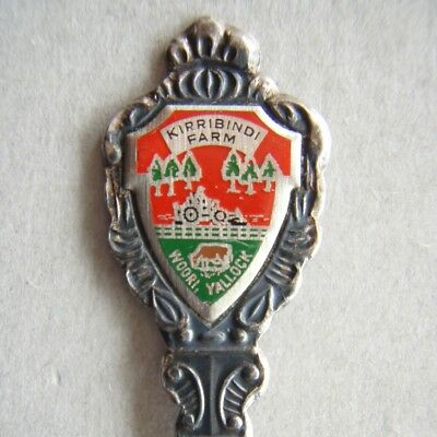 Kirribindi Farm Woori Yallock Souvenir Spoon Teaspoon (T99)