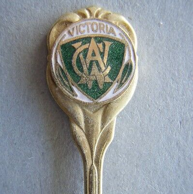 CWA Victoria Golden Jubilee 1978 EPA1 Souvenir Spoon Teaspoon