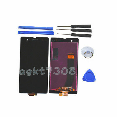 NEW LCD Screen Display+Digitizer Touch Glass for Sony Xperia Z C6603 C6606