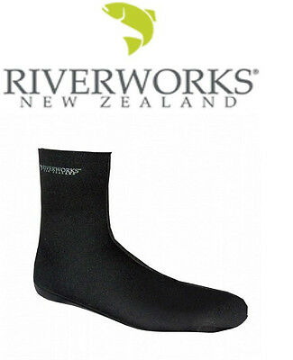 Riverworks Furnace Duraprene 3mm (neoprene) Wading Socks