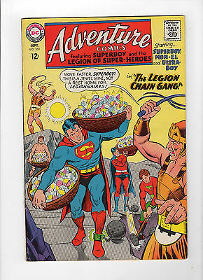 Adventure Comics #360 (Sep 1967, DC) - Fine