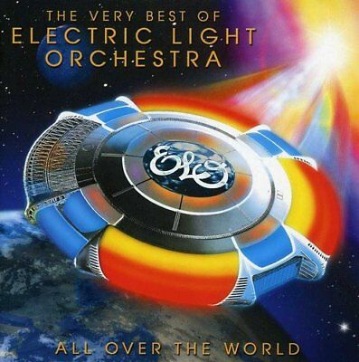ELECTRIC LIGHT ORCHESTRA ALL OVER THE WORLD The Very Best of CD NEW