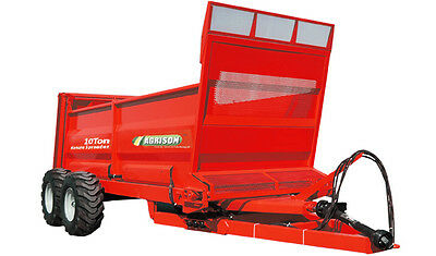 10 Tonne Manure Spreader, Fertilizer Spreader, Livestock Feeding Equipment