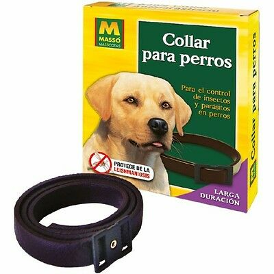 Masso Collar Antiparasitario Para Perros # Mss095 / Antiparasitic Necklace