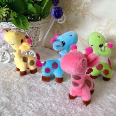Birthday Gift Baby Kids Toy Cute Plush Giraffe Doll Stuffed Animal Dolls