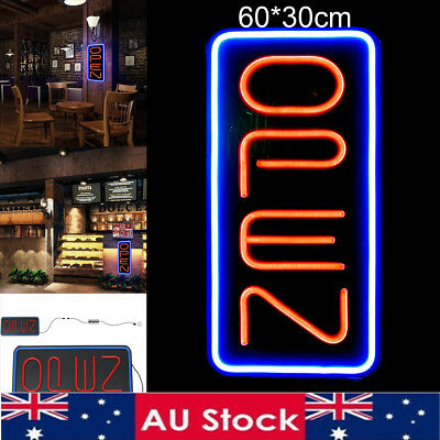 OPEN Neon Sign Light LED Lamp Wall Night Beer Bar Party Restaurant Shop Shop AU