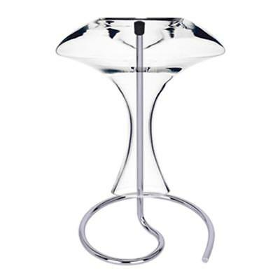 Wine Decanter Rack Drying Stand Holderchen Bar Hotel Barware Display Storage Pop