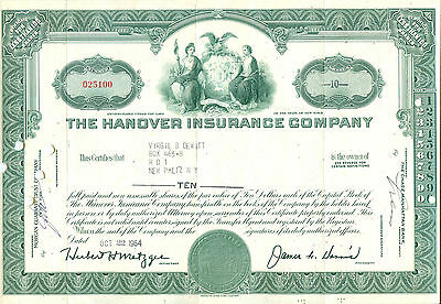 The Hannover Insurance Company 1964