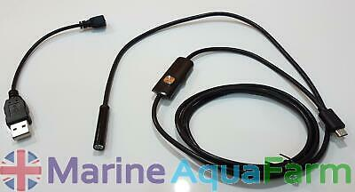 Aquarium Android Underwater Camera, Marine Reef Tropical Fish Video Pictures