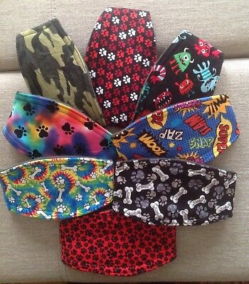3 Dog Diaper Belly Bands Dog Diapers Training, Housebreaking, Incontinence