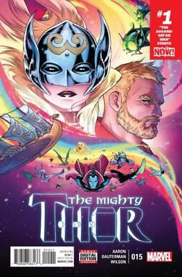 The Mighty Thor #15 (2017) 1St Print - (Marvel Comics) Boarded. Free Uk P+P